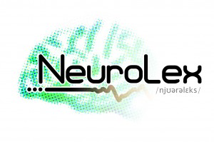 Green brain logo for the NeuroLex group