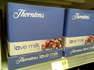 Thornton's Love Milk