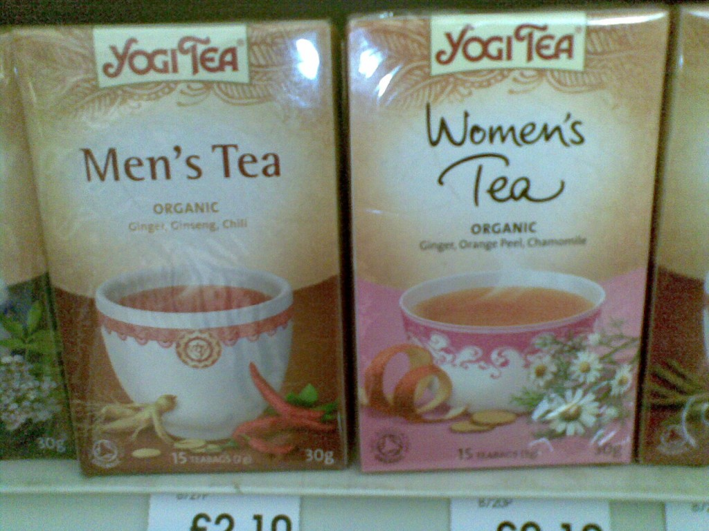 Men's Tea/Women's Tea